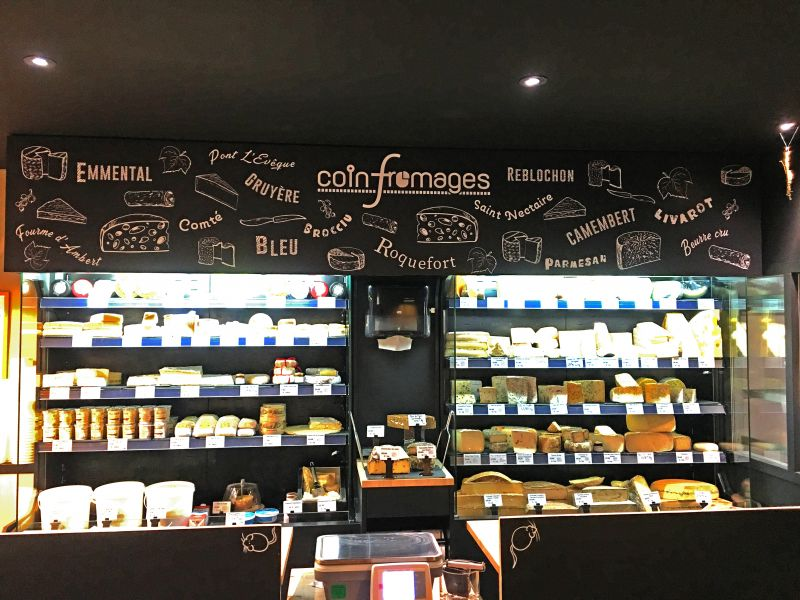 Magasin Coin Fromages à Sautron